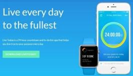LiveToday – 24-Hour Countdown Timer & To-Do List