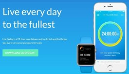 LiveToday – 24-Hour Countdown Timer & To-Do List