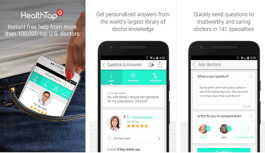 Have Relevant Answers From 100k+ US and UK Doctors With HealthTap