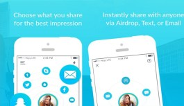 Heyy Review – Make A Great First Impression With A Stunning Contact Sharing Social App