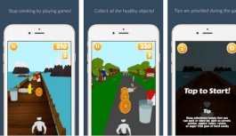 StopSmoking – Endless Runner That Can Help You Quit Smoking
