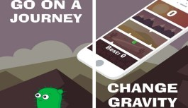 Gravity Cactus – The iOS Game You'll Keep Trying to Beat Each Day!