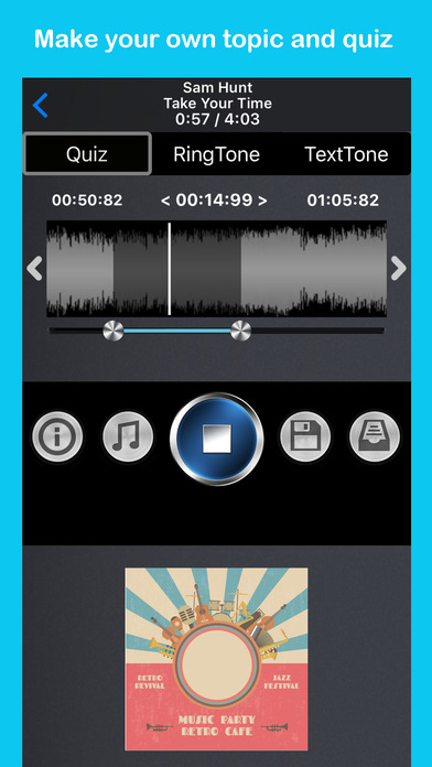 Test Out Your Pop Music Knowledge With SongBand, The New