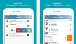 Text Groups by Smartsquare is one of the best SMS to group apps on the App Store