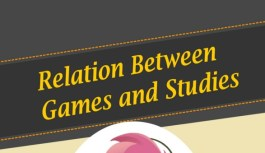 Relation Between Games and Studies