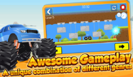 Game Review – Hop Into An Amusing Truck Driving Experience With Truck Trials Driving Challenge
