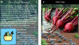 Our Local Harvest – An App That Helps You Share Your Extra Harvest