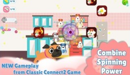 Game Review – Where's My Dog – Connect 2 Pets & Bubble Spinners