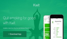 Let the Kwit App Help you Quit Smoking for Good