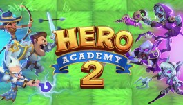 Today's Recommended Game – Hero Academy 2
