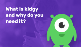 Kidgy Parental Control App
