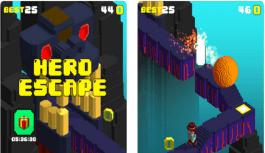 Hero Escape – Endless Adventure Arcade