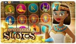 Slots: Cleopatra 5 Reel Casino – Exciting & Realistic Slot Machines