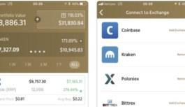 KryptoGraphe – Cryptocurrency Portfolio Tracker