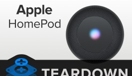 iFixit HomePod Teardown