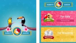 App Review – Parrots Amigos
