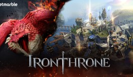 Gain exclusive rewards in upcoming MMO strategy title Iron Throne by Pre-registering today