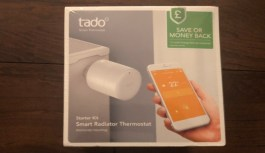 The tado Smart Radiator Thermostat is the Perfect Way to Save on your Heating Bills