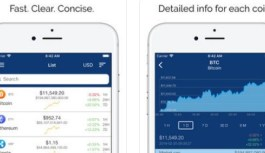 The Crypto App – Accurate Bitcoin & Altcoin Rate Tracking Converter App