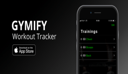 Gymify – Personal Workout Assistant & Tracker