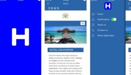 Hotel Discounter – Advanced Booking App for Your Next Trip
