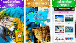 Game Review – Mosaic Magic: Jigsaw Puzzle Evolution