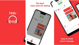 HALU is a Great Voice Chat Dating for Anonymous Chat and Meeting New People