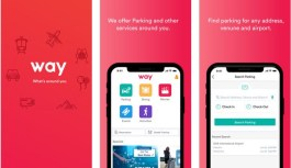 Way – Incredible All-in-One Premium Marketplace for Parking Services