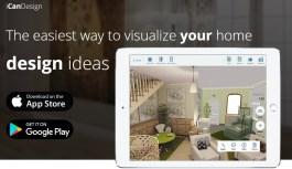 iCanDesign – Amazing AR Floor Creator for IKEA