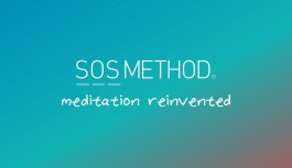 Feeling Stress, Perhaps Meditation Will Help, Try the SOS Method App