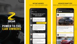 App Review – ZACAR