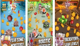 Loot Drop Lite – Loot to Collect Shiny Coins from Pre-Defeated Monsters