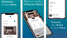 Fendcer Brand & places – the Next Gen App for Influencers & Brands