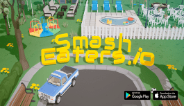 Game Review – SmashEaters.io: Battle Against Other Eaters in a Crazy-Fun Multiplayer!