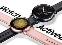 Samsung Officially Launches the Galaxy Watch Active 2