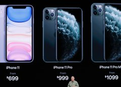 Apple Officially Announces iPhone 11 Series