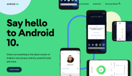 Google Officially Releases Android 10