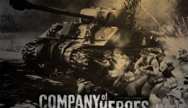 """Company of Heroes"" RTS Game is Coming for iPad"