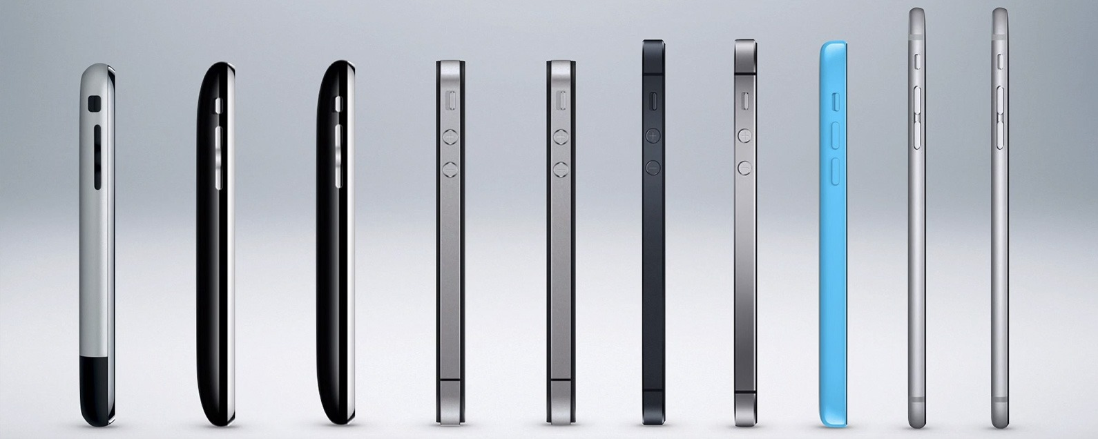 iphone generations