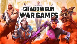 Shadowgun War Games is Released for Android and iOS