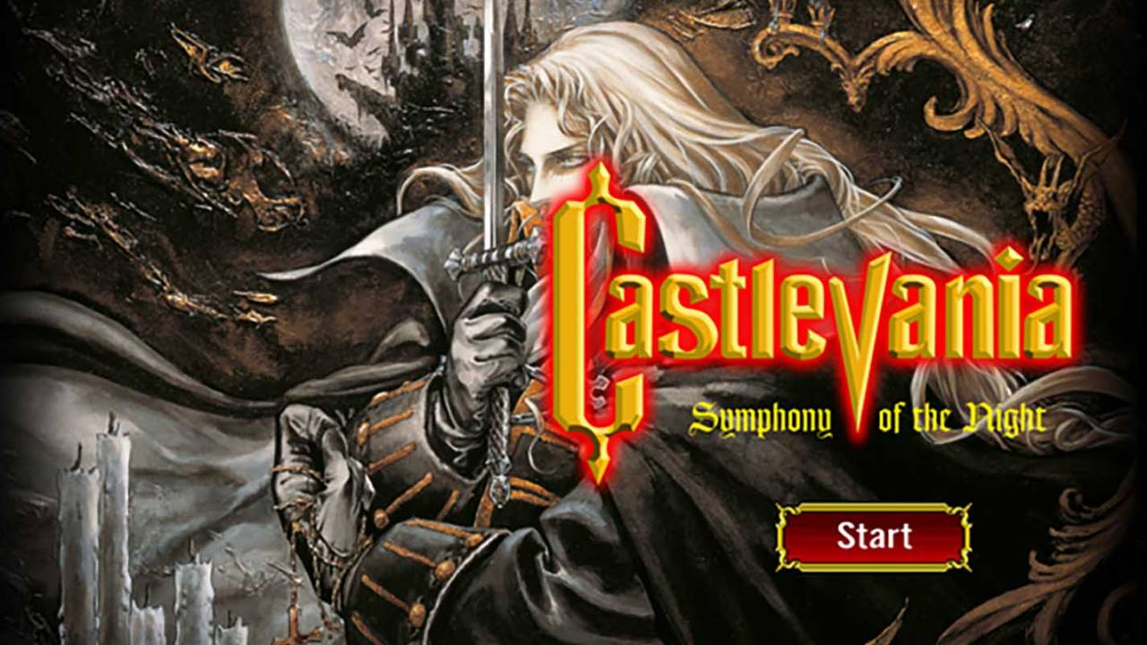 Castlevania: Symphony of the Night android iOS