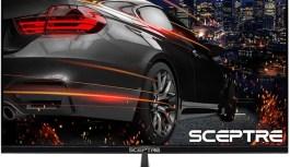 Sceptre E255B-1658A FreeSync Gaming Monitor Reviews