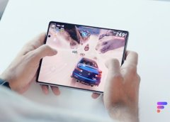 Samsung Galaxy Z Fold 2 As Gaming Device