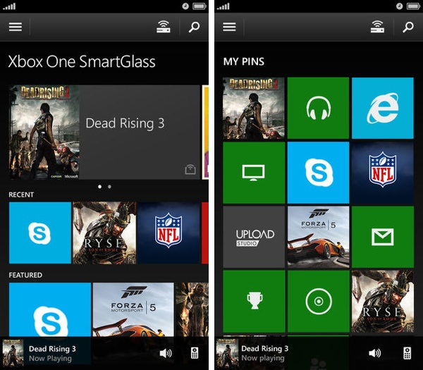 Xbox One SmartGlass app makes its official debut in the ...