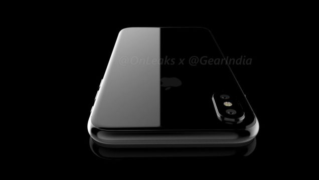 iPhone 8 Render 2