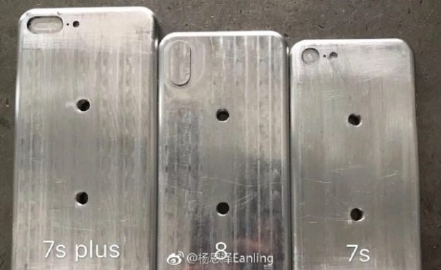iPhone 8 mold leak