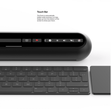 Mac mini Touch Bar Black