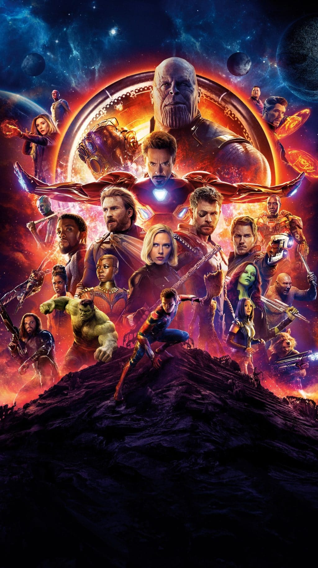 Wallpaper Wednesday Avengers Infinity War Themed Wallpapers For Iphone