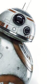 Star Wars BB8 Wallpaper