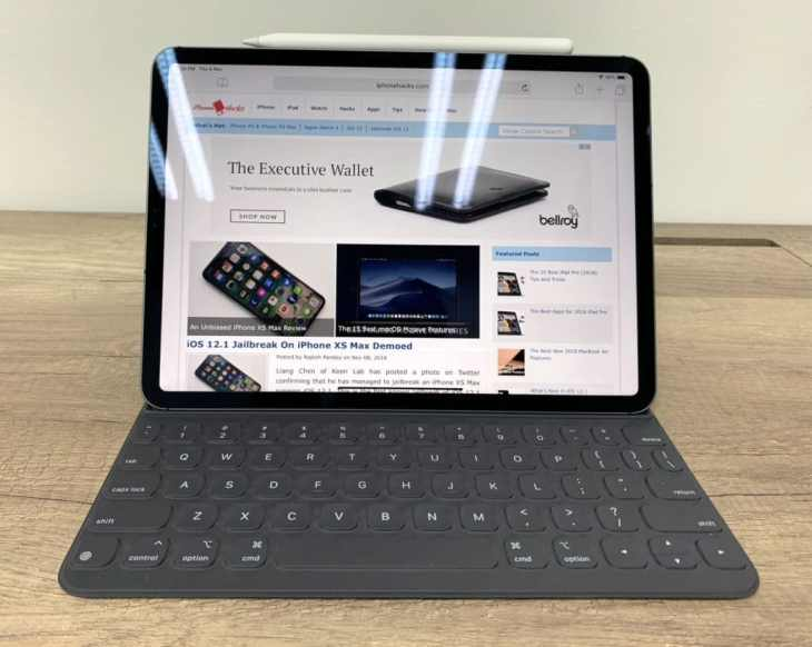 2018 11 inch ipad pro apple pencil and smart folio keyboard unboxing. Black Bedroom Furniture Sets. Home Design Ideas